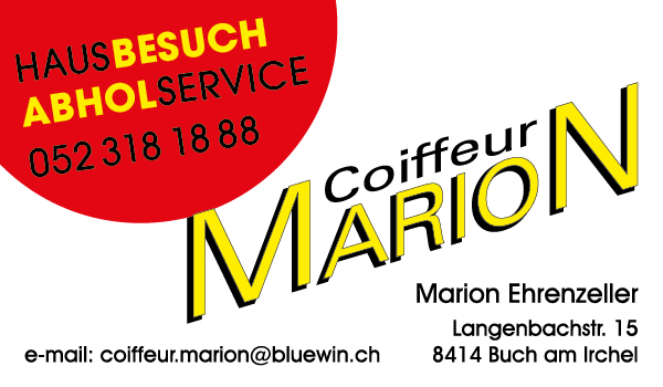 Coiffeur Marion